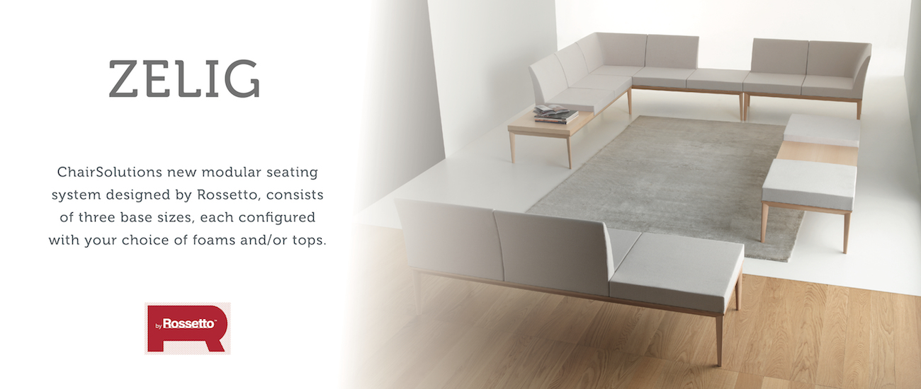 Zelig modular seating