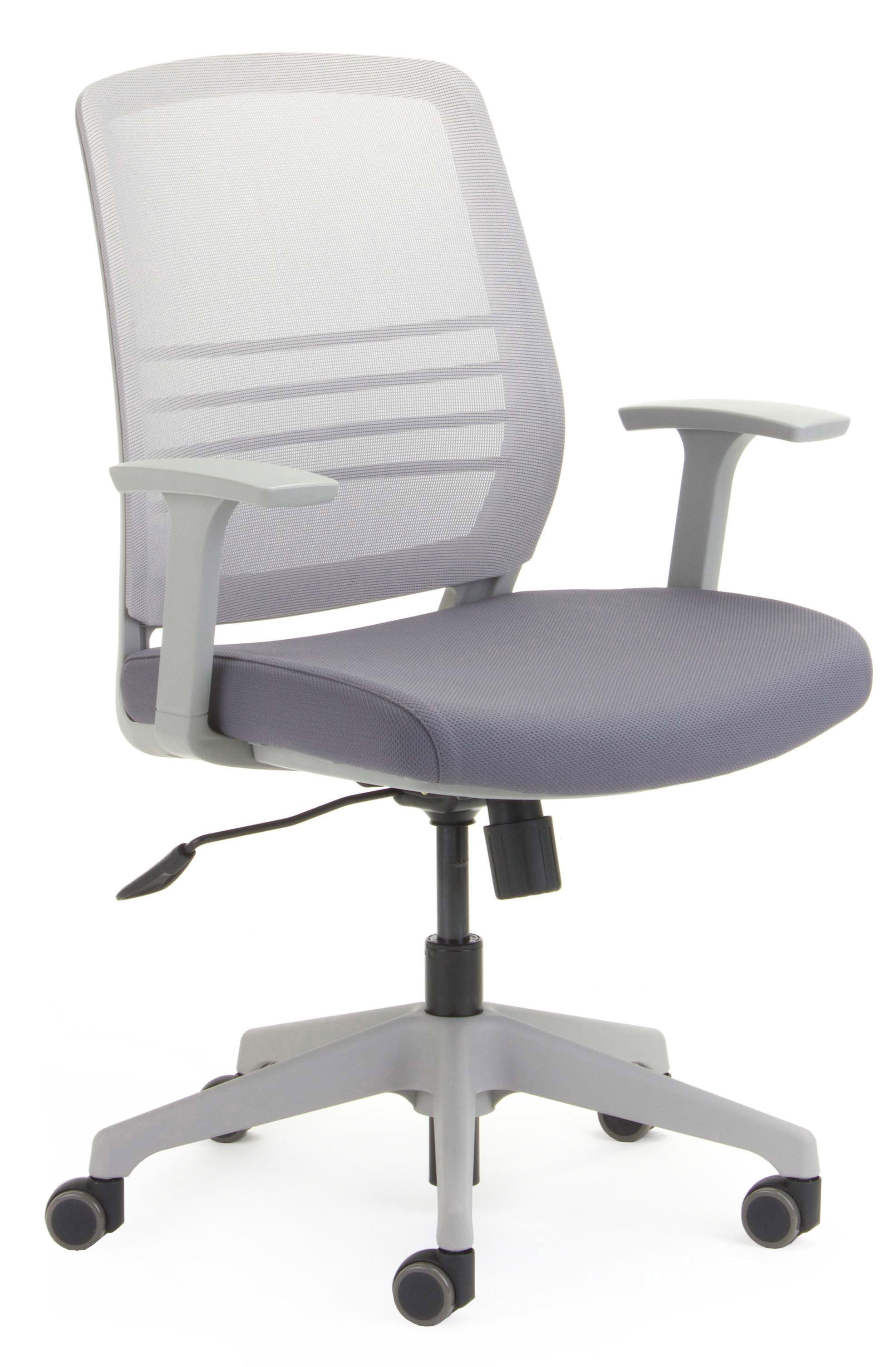 Cobi Mesh Chair Grey Office Furniture Desk Chairs Task